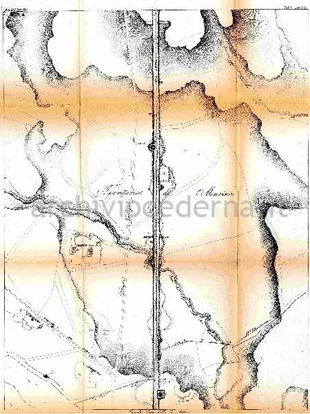 Tavola Quinta della Via Appia, in Tavole dei Monumenti dell'Instituto di Corrispondenza Archeologica, vol. V tav. XLVII, 1852
