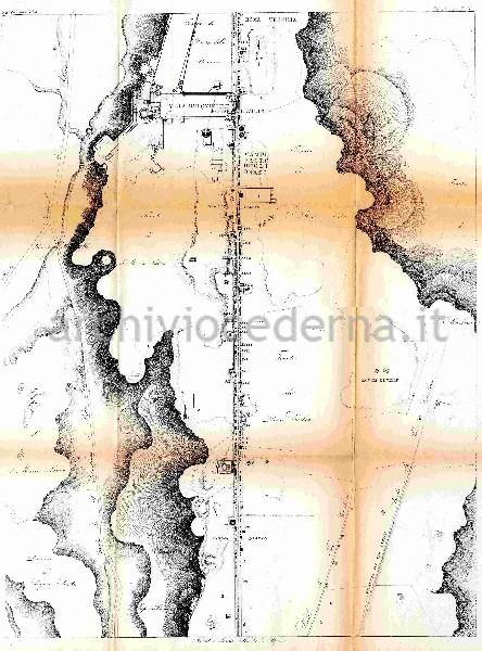 Tavola Terza della Via Appia, in Tavole dei Monumenti dell'Instituto di Corrispondenza Archeologica, vol. V tav. XLV, 1852