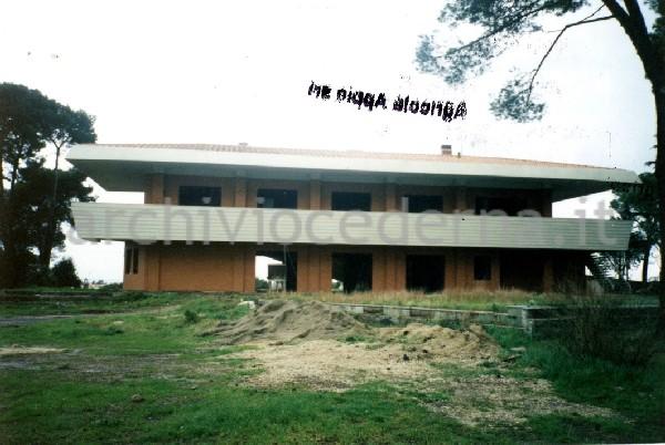 """Agricola Appia srl """"manufatto principale"""""""
