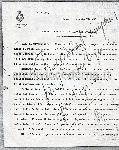 """Illustrazione num. 2: """"Provvedimento d'imperio! Per l'archeologia e per l'igiene."""" Sempre a matita blu Mussolini nel '28 impone la salvaguardia dei templi di largo Argentina e vieta che ci si costruisca sopra"""