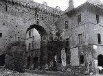 """""""Borgo S.Angelo, Arco di Borgo (in corrispondenza vicolo del Campanile)"""""""